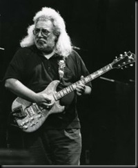 Jerry Garcia, Grateful Dead 1989 LA