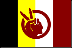 300px-Flag_of_the_American_Indian_Movement.svg